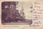 TERVUEREN = Les Environs De Bruxelles = La Gare  (Nels  Bxl  S.11   N° 30) 1900 - Tervuren