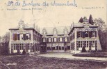 WESEMBEEK = Château Du XVIè Siècle  (Lagaert  N° 31) 1908 (1 Coin Inf. Gauche Plié) - Wezembeek-Oppem