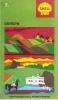 CARTE ROUTIERE SHELL BERRE N° 7 - Centre   1970 - Roadmaps