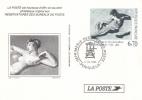 FRANCE Entier Postal Sur Carte Postale De L´Imprimerie Des Timbres-poste : Prudhon - Pseudo-interi Di Produzione Ufficiale