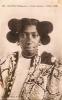MAJUNGA. Femme Sakalava. Coiffure Modèle - Madagascar