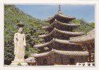 SOUTH KOREA - AK 93116 Popchu-Tempel - Corée Du Sud