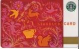 Greece   Starbucks Card  Renaissance  2007-6042 - Gift Cards