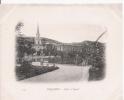 COQUMBO (CHILI) 154 EGLISE ET SQUARE 1903 - Chili