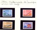 CHINE - ANNEE 1977 -    4 VALEURS -   N82 - 1949 - ... Volksrepubliek