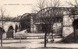 57 Sarreguemines Pont De Steinbach Animée - Sarreguemines