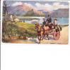 Raphael Tuck Oilette No 7423 Sunnyside Of Ireland Aghadoe Killarney - Kerry