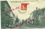 33 -  SAINT LOUBES - LA GRAND ' RUE ET LA ROUTE DE ST PARDON  - CAFE DU NORD - Ohne Zuordnung