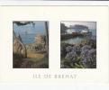 22 - Ile De Bréhat - L'ile Des Fleurs Et Des Rochers Roses - Ile De Bréhat