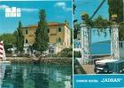 10MéE         YOUGOSLAVIE NJIVICE DOMUS HOTEL JADRAN - Yugoslavia