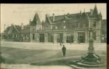 BEAUVAIS - La Gare 1914 (animée B.ETAT) Dép60 - Beauvais