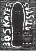RETRO SKATE ART ESPACIO 6.0 + SIXFEET NACHO CATTANEO FABRICIO CAROLEI FERNANDA COHEN PACO SAVIO PEDRO PERELMAN TEMPE HER - Arts