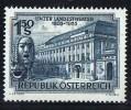 1953  Théâtre De Linz  * MH - 1945-.... 2nd Republic