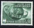 1955  10 Ans Des Nations Unies  ** MNH - 1945-.... 2. Republik