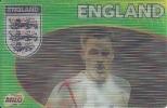 Football Team England - 3D Card - Luke Young, John Terry, Jamie Carragher - Andere Sammlungen