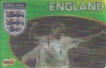 Football Team England - 3D Card - Wayne Rooney, Steven Gerrard, Frank Lampard - Unclassified