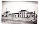 CPSM - 21 -  LES LAUMES - ALESIA   18. La Gare - COMBIER - Autres Communes