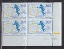 = Coin Daté 1989 Conseil De L'Europe 40ème Anniversaire Allégorie 3f60 Ou 0.50 écu N°101 - Servicio