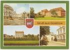 Postal GRUSS AUS GUSTROW - Postales