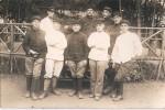 CARTE PHOTO - ARMEE BELGE AU CAMP D´AUVOURS En 1915 ! SUPERBE ETAT ! - Guerre 1914-18