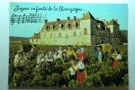 D 21 - Clos Vougeot - Joyeux Enfants De La Bourgogne - Vendange - Folklore - Non Classificati