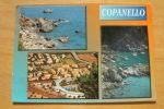 CARTOLINA  Di COPANELLO  CATANZARO VIAGGIATA 5642 - Catanzaro