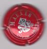 Capsule Mousseux MAULER (  , Rouge Et Argent ) . {S43-11} - Mousseux