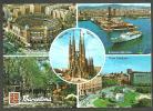 BARCELONA  -  VARIOS ASPECTOS DE LA CIUDAD  -  ED.  CAMPAÑÁ - Barcelona