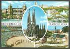 BARCELONA  -  EXCELENTES IMAGENES DE LA CIUDAD - ED. RO-FOTO  - - Barcelona