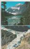 ZS8808 Jasper National Park Mount Edith Cavell Used Perfect Shape - Jasper