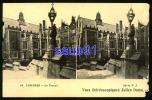 Londres -  Le Temple     - Vues Stéréoscopiques Julien Damoy   -  Réf :  20446 - Cartoline Stereoscopiche