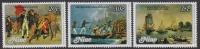 Niue 1979 Cook´s Death Bicentenary 2 Vals MH - Niue