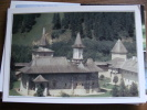 Roemenia, Suceava, The Monastery Of Sucevita - Roumanie