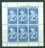 New Zealand: 1963   Health Stamps     MNH Sheetlets X2 - Blocks & Sheetlets
