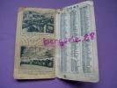 Carnet Calendrier 1941 Publicité : SUZE , Photos MAISONS ALFORT, PONTARLIER, LYON, MARSEILLE, Garage Voitures Livraison - Calendriers