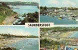 21180   Regno  Unito,   Saundersfoot,  VG  1971 - Pembrokeshire
