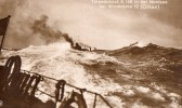 THEMES BATEAUX - Torpedoboot S.148 In Der Nordsee Bei Windstarke 12 - Guerra