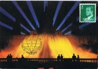 Maxima Feria Muestras Barcelona 1982. Fuente Luminosa Montjuich - 1931-Hoy: 2ª República - ... Juan Carlos I