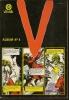 V     Reliure N° 4 ( N° 10 + 11 + CAPTAIN COMETE ET SUPERMAN 1980 )  -  AREDIT 1986 - Arédit & Artima