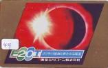 Éclipse Soleil - Solar Eclipse - Éclipse Lunaire - Lunar Eclipse (49) - Astronomie