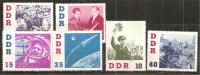 GermanDemocraticRepublic1961: Michel863-8mnh** SPACE - Space