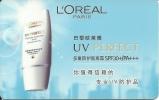 China: Promotion Card - L'Oréal Paris - Andere Sammlungen