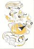 COLOR SOBRE COLOR SERIGRAFIAS NOVIEMBRE 2011 UCEMA LEANDRO CASTELAO SOL LINERO JULIANA PEDEMONTE MATIAS VIGLIANO - Peintures & Tableaux