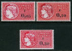 France Mint Never Hinged Timbre Fiscal Stamps - Fiscaux