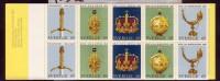 Sweden Scott  903a Booklet Mint NH  Artifacts - Carnets