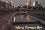 ZS9076 Bellevue The City Park Used Perfect Shape - Bellevue