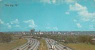 ZS9080 Birmingham Panoramic View Interstate 59 West Used Perfect Shape - Etats-Unis