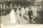 Assche- 600 Jarige Jubelfeesten Der Mirakuleuze Kruisen ( Juni 1913)-dame Van Assche Met Gevoig - Asse