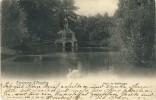 Assche ( Asse ) - Parc de Walfergem - 1902