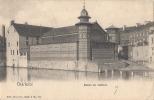 Charleroi Bassin De Natation - Timbrée Precurseur   Excellent état - Charleroi